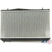 Радиатор охлаждения (МКП) для Daewoo Gentra